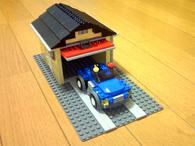 LEGO別荘4954